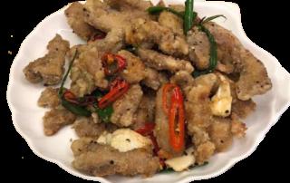 Yezis chinesisches Restaurant in Kassel authentisch chinesisch essen schweinefilet