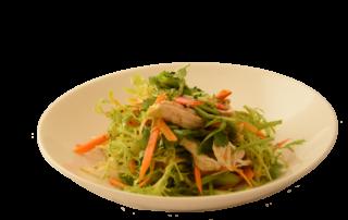 Yezis chinesisches Restaurant in Kassel authentisch chinesisch essen Hühnersalat